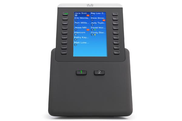 Cisco IP Phone 8800 Key Expansion Module
