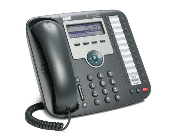 Cisco Unified IP Phone 7931G