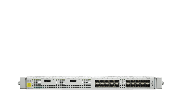 Cisco WAN aggregation