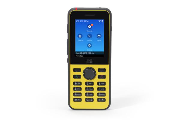 Cisco Wireless IP Phone 8821-EX