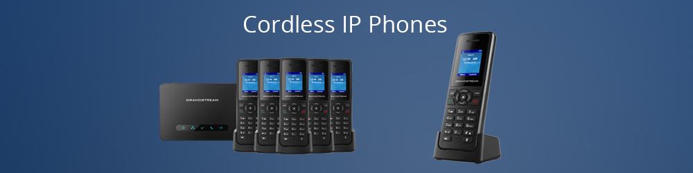 Cordless-IP-phones