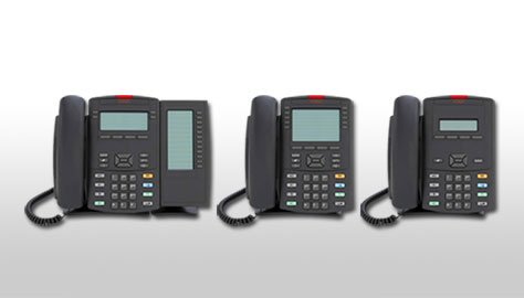 1200 Series IP Deskphones