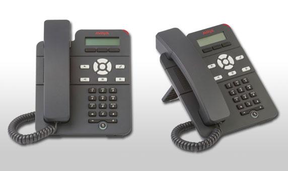 Avaya J129 Open SIP Deskphone
