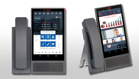 Avaya Vantage™ Device