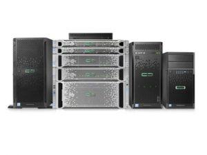 HP ProLiant Servers