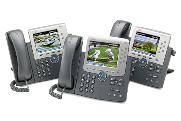 Cisco Unified IP Phone 7900 Series