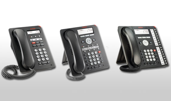 Avaya 1400 Series Digital Deskphones