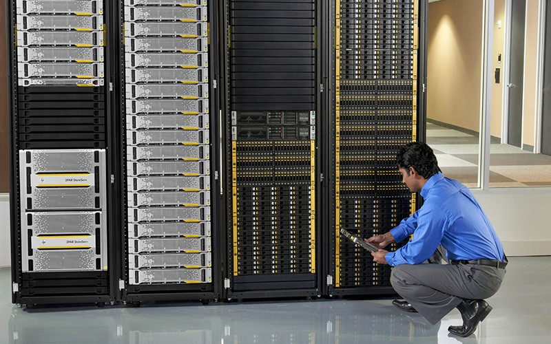 HP Storage & Server