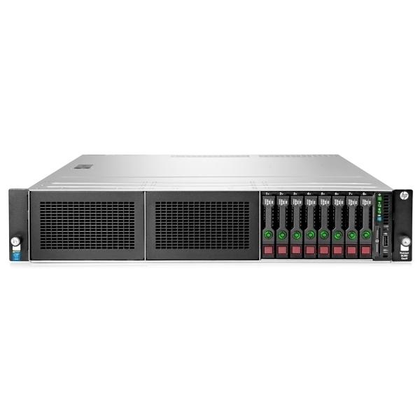 Proliant ML350p Gen8 E5-2603 Tower(5U)/Xeon4C 1.8GHz(10Mb)/1x8GbR2D(LV) MEMORY /P420iFBWC(512Mb/RAID 0/1/1+0/5/5+0)/2x300Gb10k(8/24up)SFF/ DVDRW/iLO4 std/4x1GbEth/ 1xPOWER SUPPLY-460W