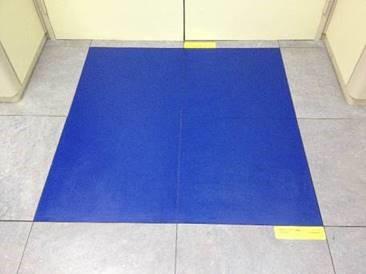 Contamination Control Tiles