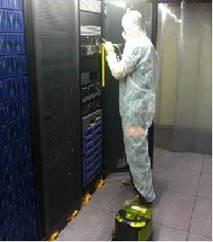 Datacenter Technical Cleaning Dubai