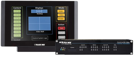 COMPLETE MULTISYSTEM & ROOM CONTROL
