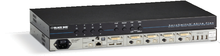 MULTIVIEW KVM SWITCHING