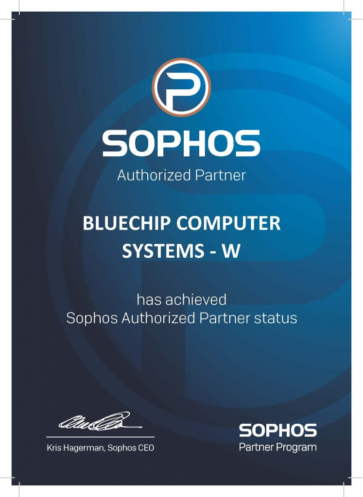 Sophos firewall in Dubai