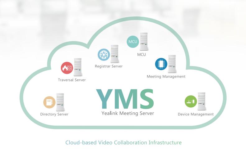 Yealink Meeting Server Dubai