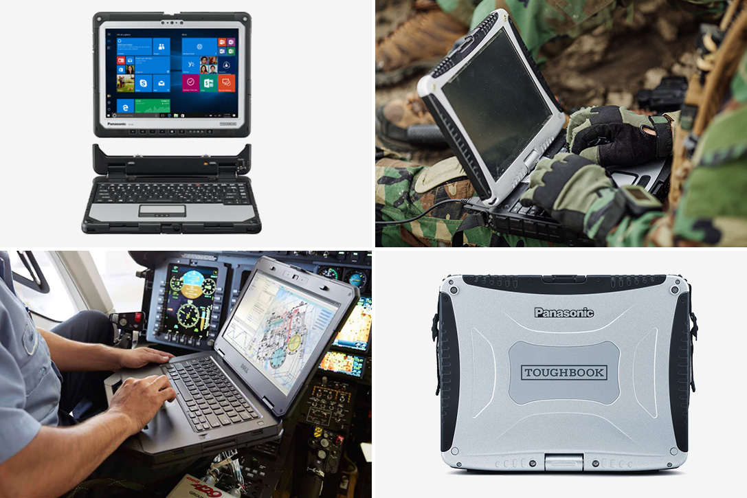 , Rugged Laptop and Desktop Provider in Dubai, UAE