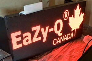 EaZy-Q LED Dot Matrix Displays in Dubai, UAE