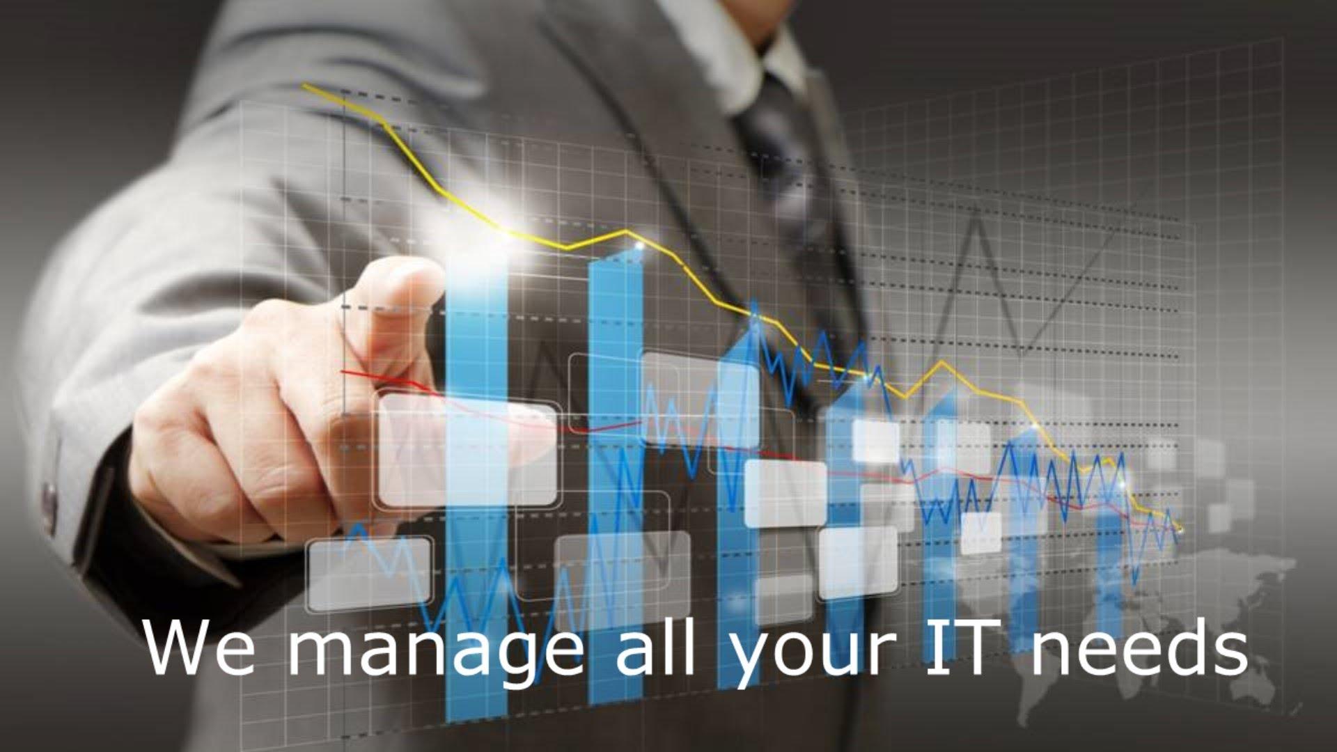 Managed IT services Dubai