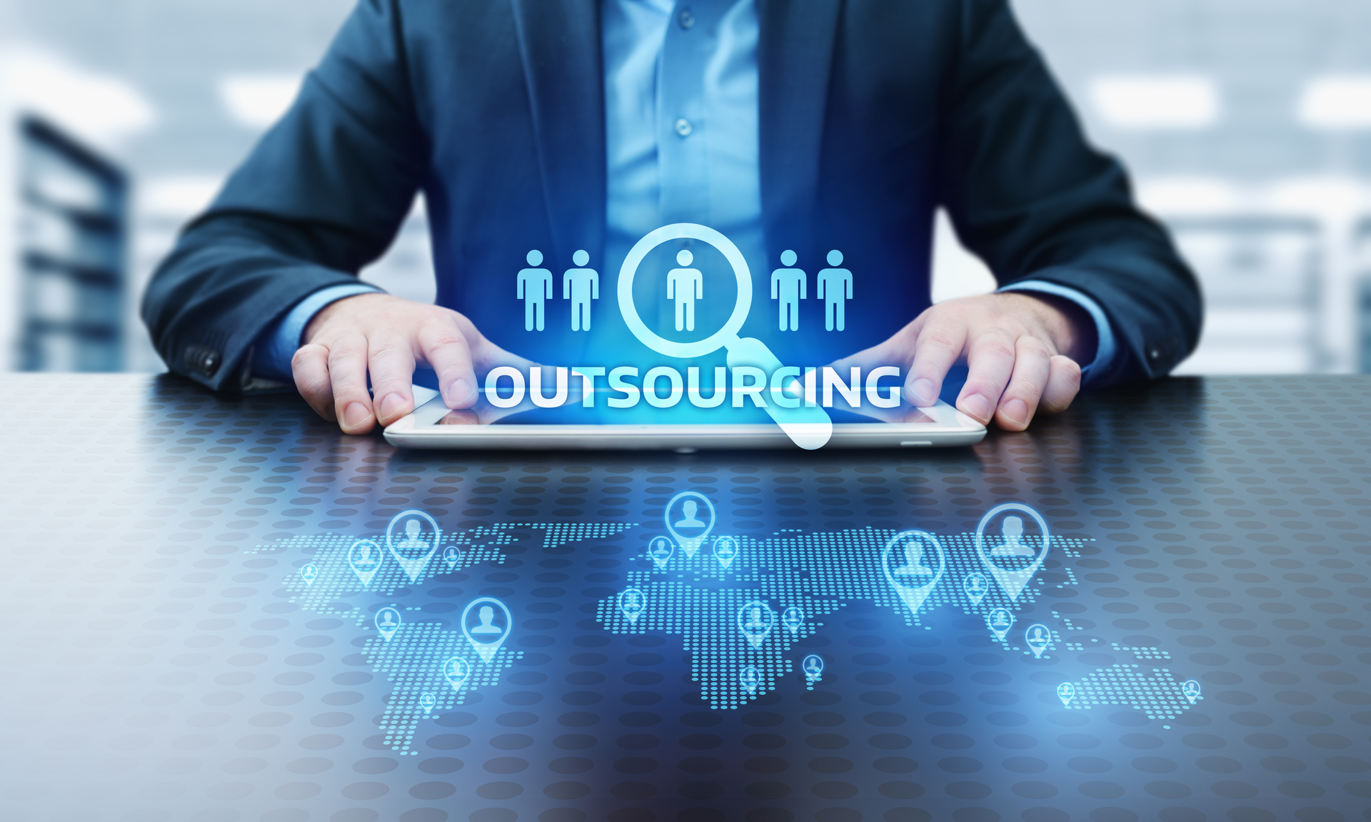 IT Outsourcing Companies in Dubai for Ensuring Data Security