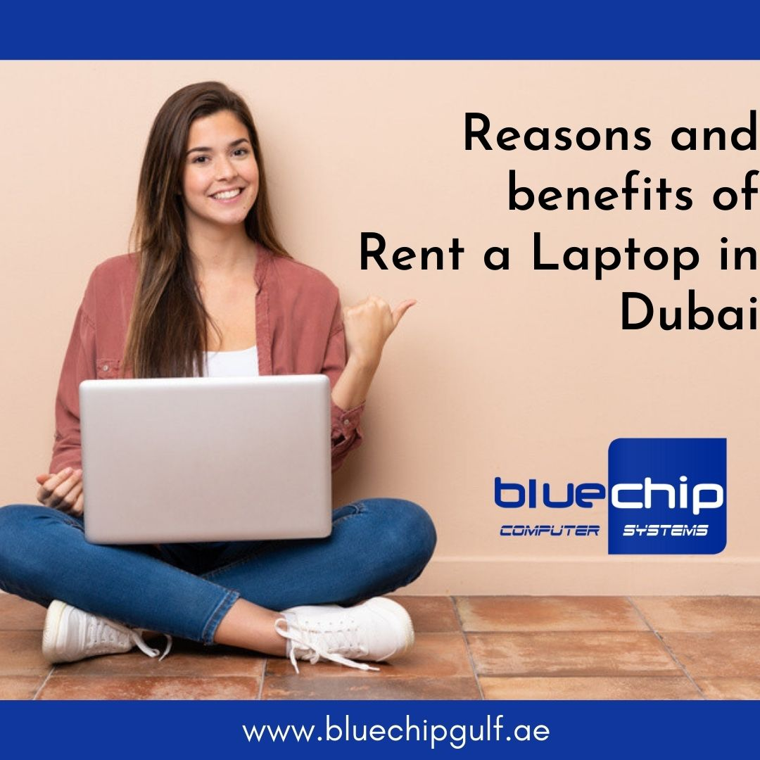 Rent a Laptop in Dubai
