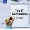 Find the Top IT Companies in Dubai