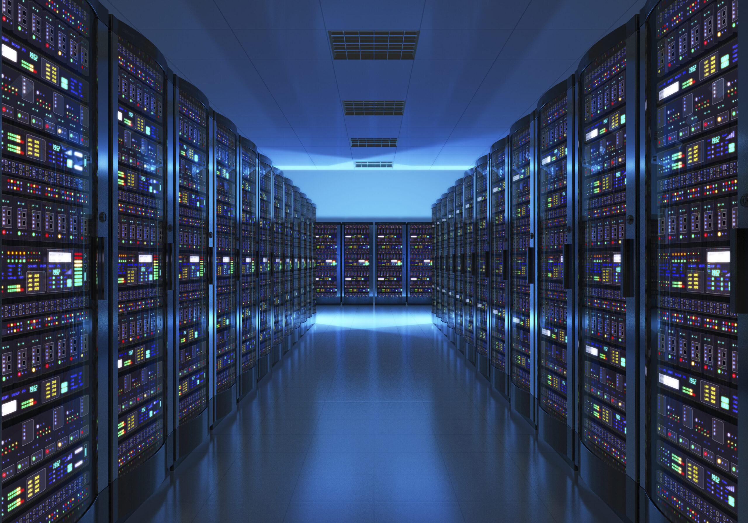 Server System in Dubai