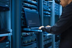 Server management in Dubai.